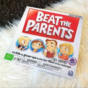 NWT | Beat The Parents Board Game Kids Toys Hobby